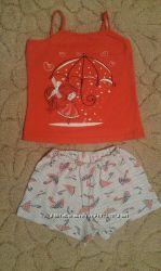 Пижама на 4-5 лет