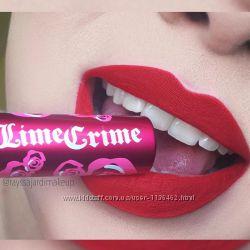 Легендарные матовые помады Lime Crime Velvetines, Оригинал, США