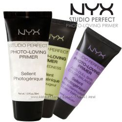 Матирующая основа под макияж NYX Studio perfect primer