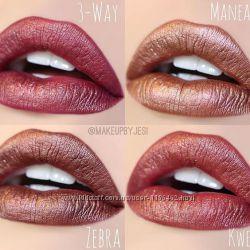 Матовая помада с металлическим финишем ColourPop Ultra Metallic Lip
