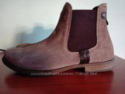 Полу сапоги ботинки от Catwalk