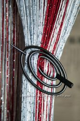 Заколки для ниточных штор Классик Овал