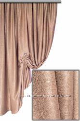 Шторная ткань Блекаут софт двухсторонняя