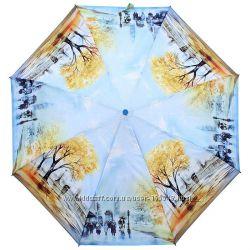 Бесплатная доставка. Модный зонт ZEST полный автомат. Расцв Осень в Лондоне