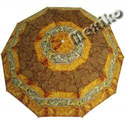 Бесплатная доставка. Стильный зонт ZEST, полуавтомат, серия 10 спиц, Адилин