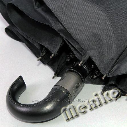 Бесплатная доставка. Зонт ZEST мужской полный автомат, мод 13990 ручка крюк
