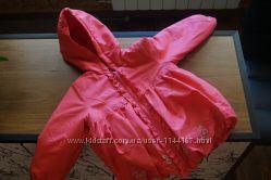 Курточка для малышки lc waikiki.