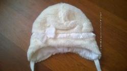 Красивая шапочка для девочки