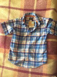 Рубашка на лето от картерс