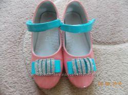 Туфельки кольору пудри