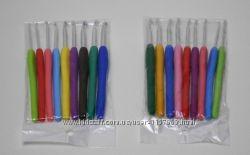 Набор крючков для вязания - 9 шт.
