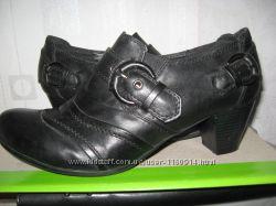 р39. Туфли кожаные осенние, закрытые, чудесные