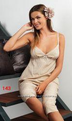 Шелковая пижама vanilla 143