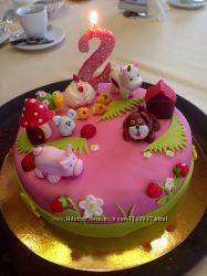 Самые вкусные и красивые торты в г. Вышгород
