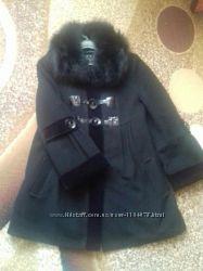 Кашемировое пальто осень зима