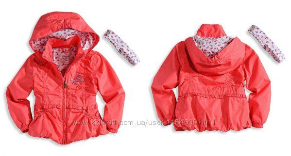 Детская куртка ветровка для девочки 5-6 лет C&A Palomino Германия Размер116