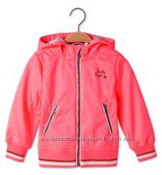 Детская куртка Soft Shell Софтшелл для девочки C&A Германия Размер 110