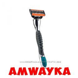 Amway HYMM Бритва с 5 лезвиями дешево