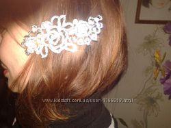 Гребни в волосы