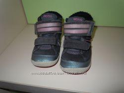 Ботинки ecco утеплённые