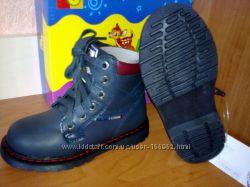 ботинки демисезонные B&G в наличии