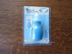 Аспиратор для носа силиконовый Canpol babies