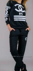 Модные костюмы Хаки Chanel Vision и др