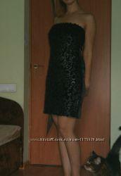 Шикарное маленькое черное платье. Бу 1 раз