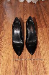 Новые туфли лодочки кожа