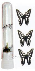 Украшения для ногтей Логотипы. Металлические украшения.