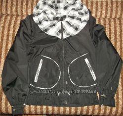 Куртка-ветровка весенне-осенняя