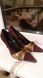 Туфли хамелионы