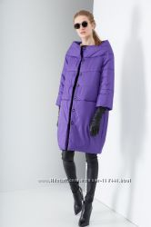 Теплое шикарное пальто Lakbi