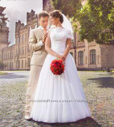 Лучшее свадебное платье Portnoff, 44-46 р Цену снизила