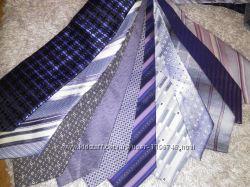 Брендовые мужские галстуки