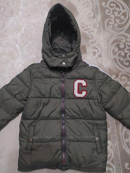 Курточка утепленная 116 Campus
