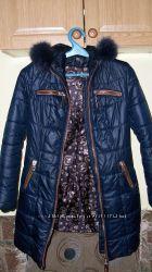Пуховик, пальто зимнее