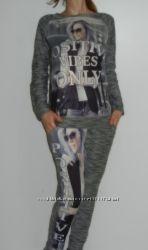 Спортивные костюмы женские большой выбор моделей Турция, Украина
