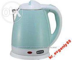 Чайник электрический дисковый ROTEX RKT23-P