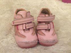 Шкіряні черевички Perlina 19 розмір для перших кроків