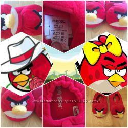 тапочки Angry Birds