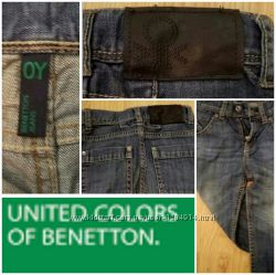 джинсики BENETTON