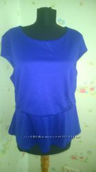 блуза синего цвета Incity