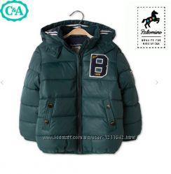 Теплая куртка на мальчика PALOMINO C&A 92см