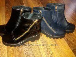 ботинки на тракторный подошве