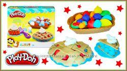 Play-Doh Playful Pies Set - Игровой набор Плей до Праздничный пирог В Налич