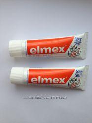 Детские зубные пасты от Кариеса с фтором, с кальцием и витамином В5