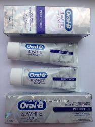 Орал Би Отбеливающая зубная паста