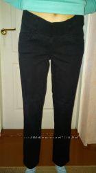 Удобные бандажные  джинсы для будущей мамочки