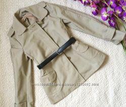 Стильное пальто-плащ Max Mara